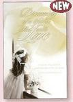 Flower Girl Dreaming Blank Wedding Programs - Pkg 100