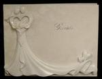 Calla Lily Couple Guest Book
