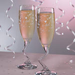 I Do! I Do! Toasting Flutes