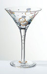 Bride Martini Glass