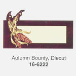 Autumn Bounty Place Cards - Pkg 12