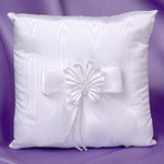 Butterfly Ring Bearer Pillow - 2 Colors!
