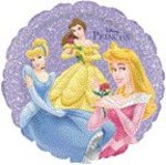 18 inch Disney Princess Mylar Balloon
