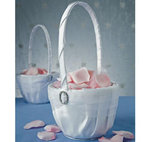 Crystal Eternity Flower Basket