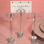 Love Design Place Card Holder Favors (set of 12)