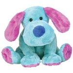 Ty Beanie Baby KOOKIE the Dog