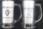 Glass Beer Steins - 8 Names/Titles Available!