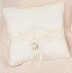 Seashell Collection Ivory Ring Pillow