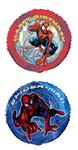Spiderman 18 Inch Mylar Balloon - 2 Styles
