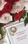 Pledge Our Love Blank Wedding Programs - Pkg 100