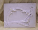 Graceful Lillies Calla Lily Resin Guest Book