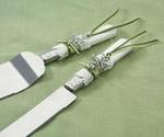 Celtic Cake Knife & Server Set