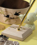 Love Bird Pen & Base Set