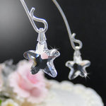 Starfish Crystal Cake Drops - Set of 5