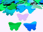Butterfly Blues Multi-color Metallic Confetti Mix