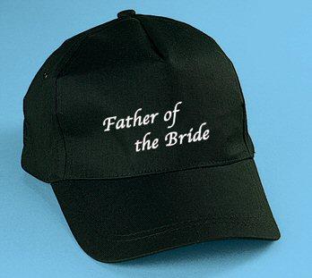 Father of the Bride Baseball Cap 07ade7d961ac