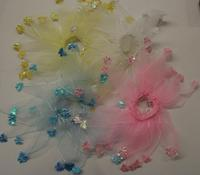 Butterfly Hair Tutu - 5 Colors!