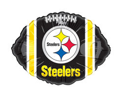 18 Pittsburgh Steelers Mylar Balloon