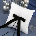 Simple Elegance Ring Pillow