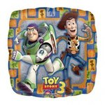 18 Toy Story 3 Prismatic Mylar Balloon