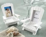 Miniature Adirondack Chair Place Card/Photo Frame (Set of 4)