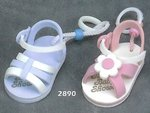 Baby Favor Sandals - Boy or Girl Design!