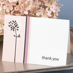Floral Thank You Cards - Pkg 50