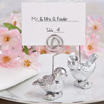 Lovebirds Place Card Holders