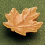 3 Maple Leaf Floating Candle - Scented!