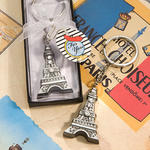 Love in Paris Collection Eiffel Tower Key Chain Favor