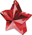Metallic Star Balloon Weight - 3 Colors!