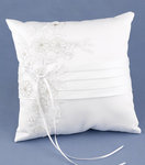 Love Everlasting Daisy Ring Pillow
