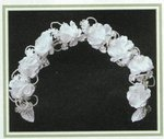 Flower / Leaf / Pearl Headband Headpiece