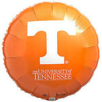 18 University of Tennessee Mylar Balloon