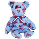 Ty Beanie Baby UNION the Bear