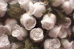 144 Poly Rose Buds - 16 Colors