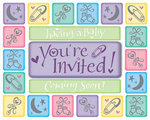 Coming Soon Baby Shower Invitations - Pkg 25